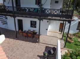 El Balcon de la Sorrueda, Santa Lucía