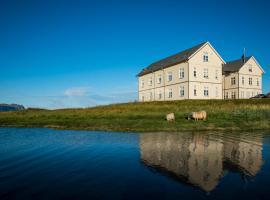 布迪尔酒店, Búðir
