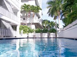كريست للأجنحة الفندقية, شاطئ ميامي