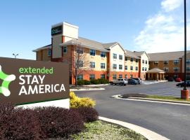 Extended Stay America - Dayton - North, Shiloh