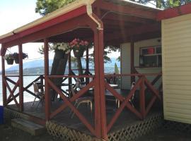 Pierre's Point Campground, 鲑鱼湾