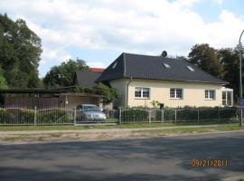 Gäste- & Ferienwohnung Schumann, 法尔肯塞