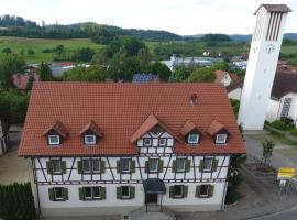 Landgasthof Sternen, Deggenhausertal