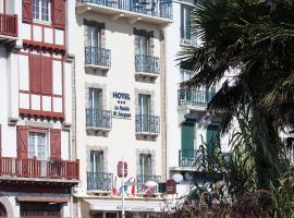 乐莱斯圣雅克酒店, 圣让-德吕兹