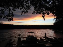 , Lake Luzerne