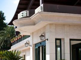 Hotel Barbieri, Altomonte