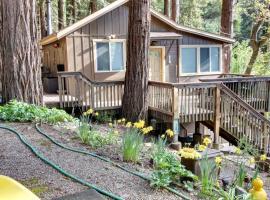 Getaway Cabin, Felton