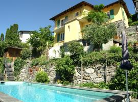 Casa Aries & Studio Aurora, Cavigliano