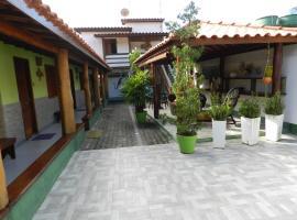 Pousada O Rancho Alegre, Moreré
