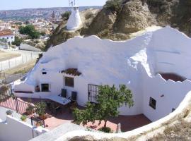 Casa Cueva Guadix, 瓜迪克斯