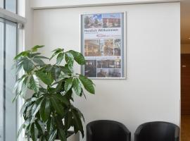 弗里德伯格欧洲酒店, 弗里德伯格