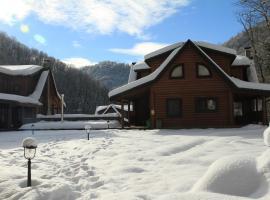 Zolotoy Kashtan Lodge, Chvezhipse