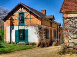 Cottages de Château de Vaux, Yvré-l'Évêque