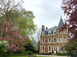 Le Château du Ronchay, Luneray