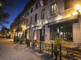 圣安妮酒店, 魁北克市