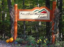 Robert Frost Mountain Cabins, Middlebury