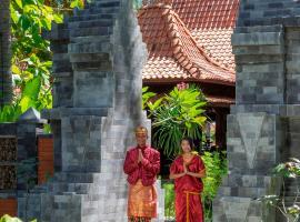 Beach Villa Mutiara Lombok, 丹戎