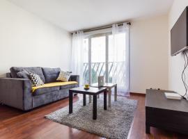 巴黎普罗什舒适公寓, 圣但尼