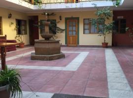 西玛阿根特姆酒店, Potosí