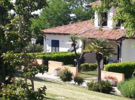 Borgo Nicoletta, Filandari