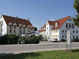祖姆施瓦恩雷特弗莱尔酒店, Horgau