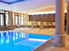 Best Western Plus Kurhotel an der Obermaintherme, Bad Staffelstein