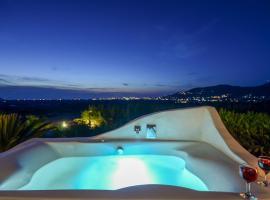 Villa Bella Vista, Glinado Naxos