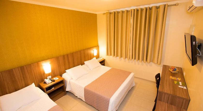 Onde ficar em Foz do Iguaçu: Pietro Angelo Hotel (Foto: Booking)