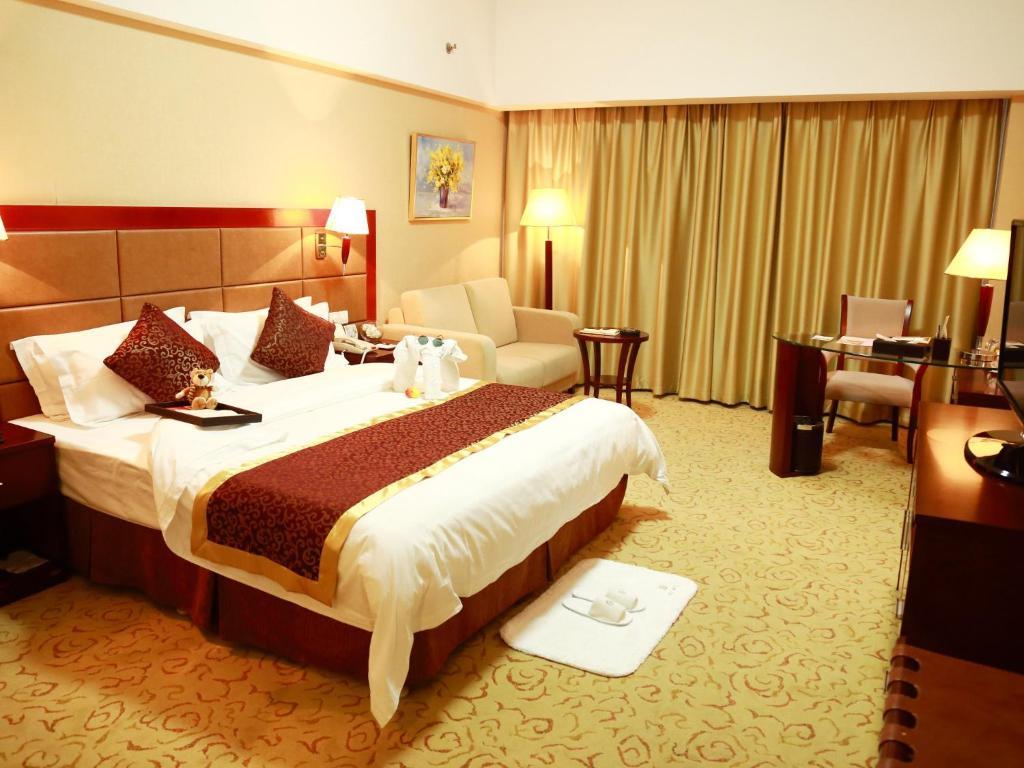 青岛西海岸德泰大酒店