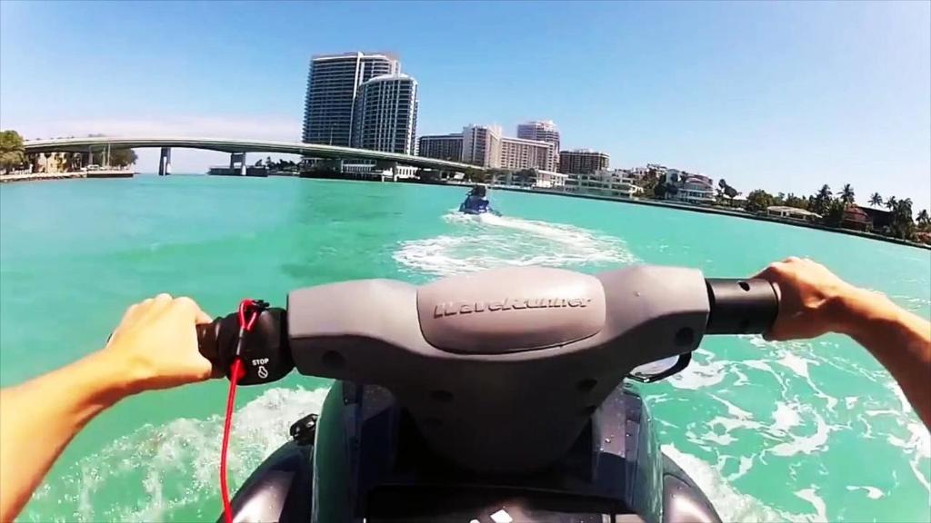 Miami Beach Barbizon Suite