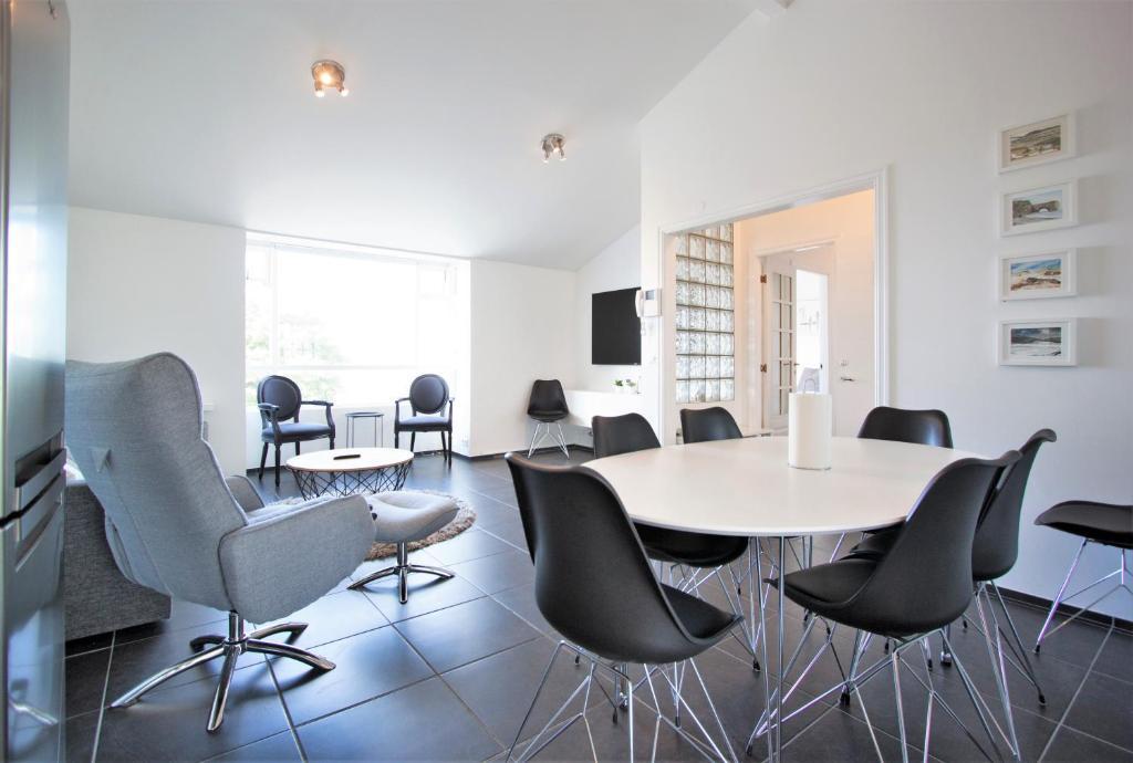 度假屋 205家住宿  公寓式酒店 10家住宿  奥丁雷克雅未克公寓(冰岛)