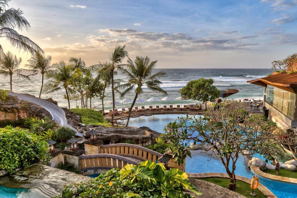 印尼 巴厘岛  努沙杜瓦半岛  努沙杜瓦的酒店  巴厘岛希尔顿度假村