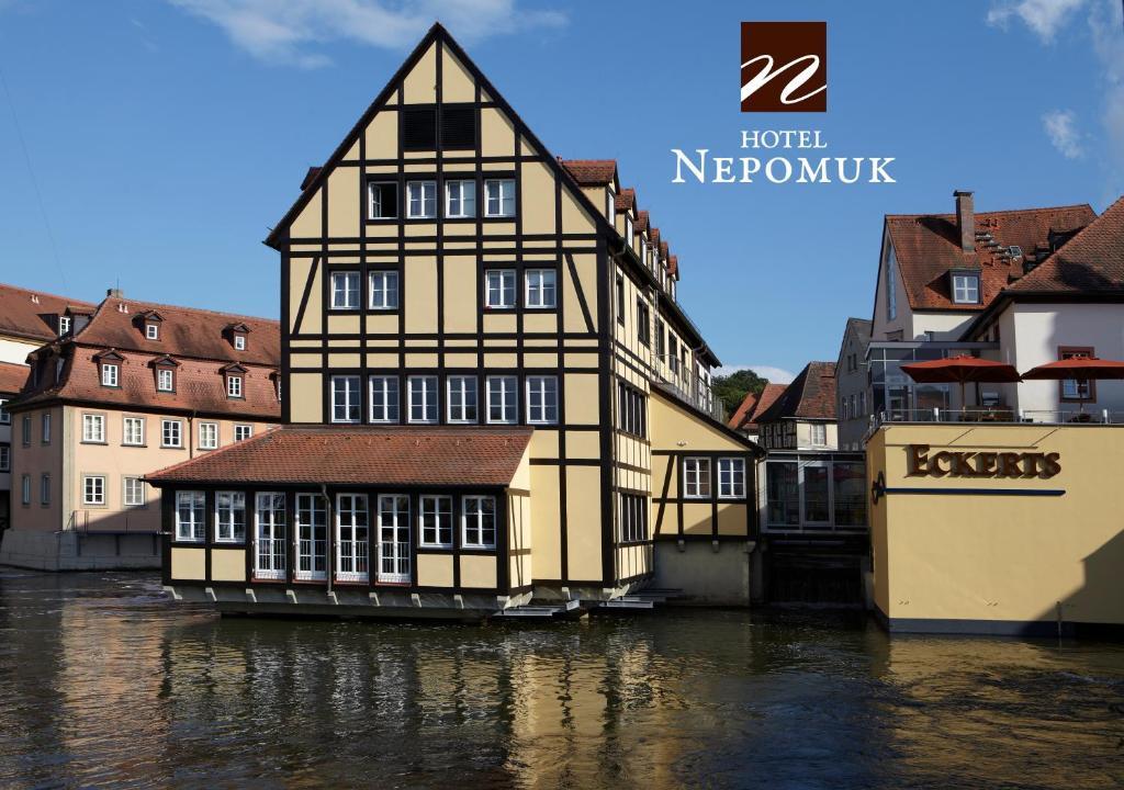 Hotel st nepomuk deutschland bamberg for Bamberg design hotel