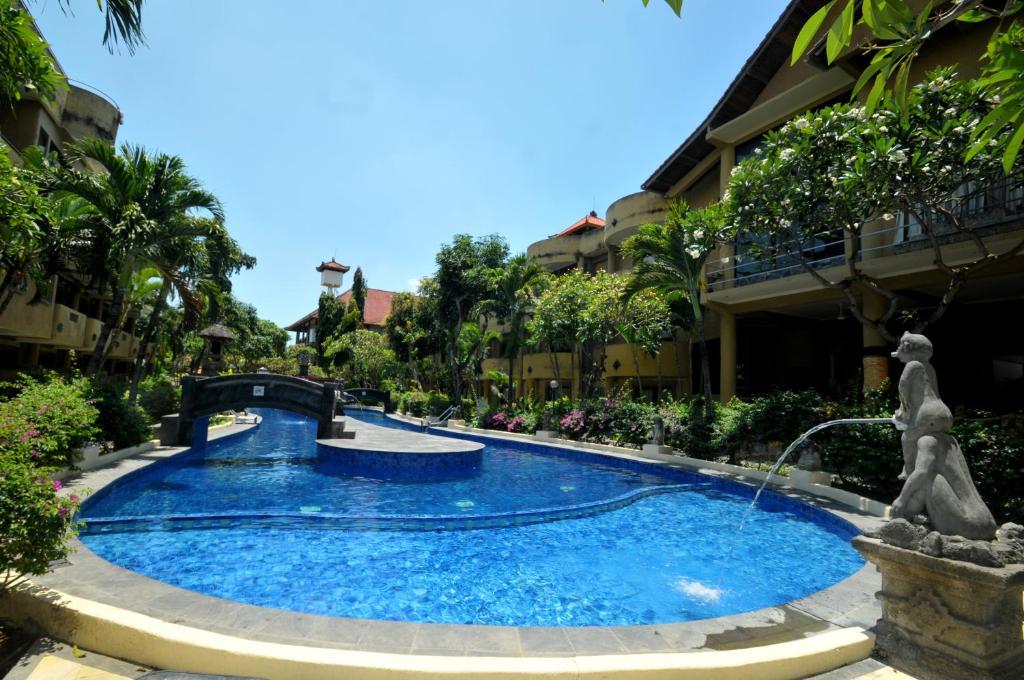 印尼 巴厘岛  巴东 勒吉安的酒店  美乐思海滩度假村及水疗中心雷根