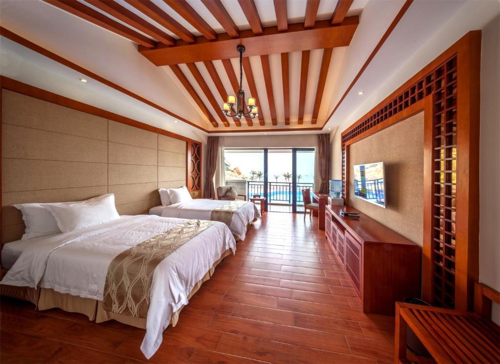 那琴半岛地质海洋公园酒店