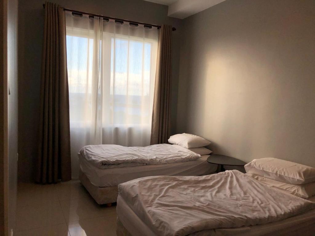 The sea view apartment miri waterfrontmilishuibin海景公寓预订