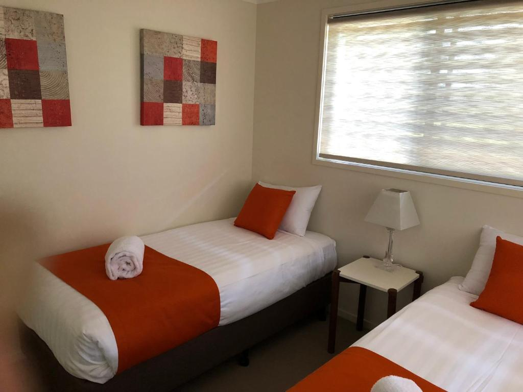 21 on hursley motel apartments 21 21 on hursley for Beds r us toowoomba