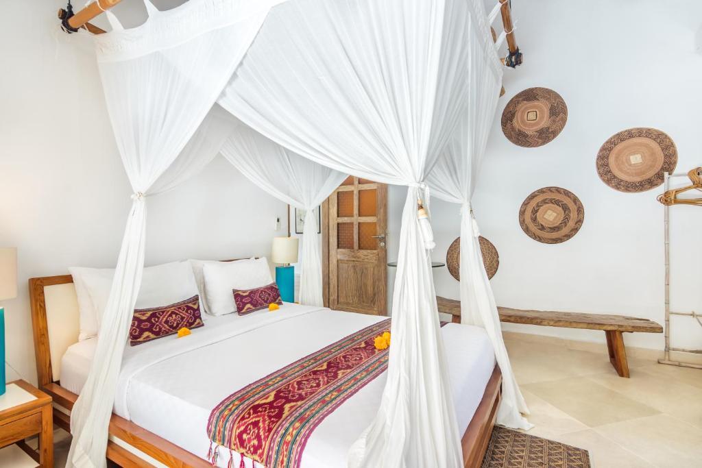 印尼 巴厘岛  巴东 塞米亚克  度假屋  别墅 维拉007酒店,塞米亚克