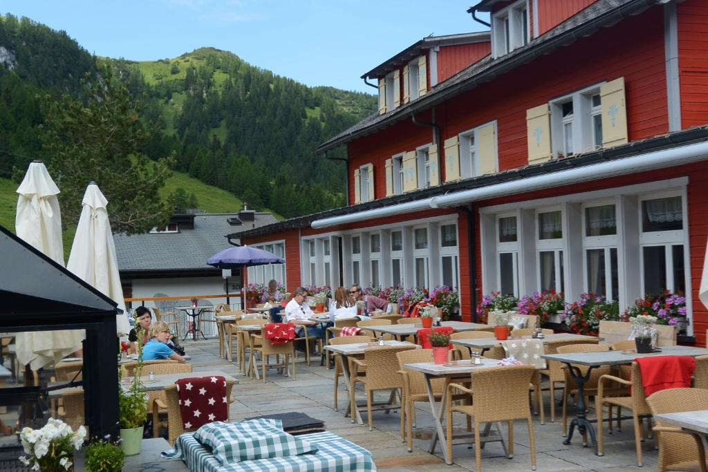 Vögeli Alpenhotel Malbun (Liechtenstein Malbun)