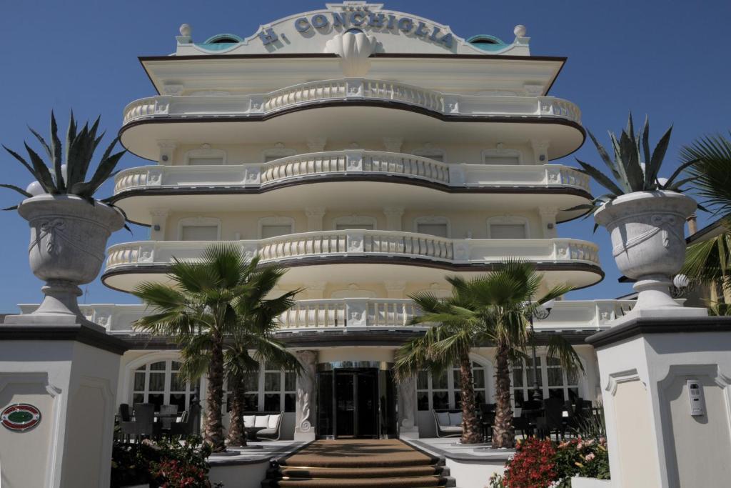 Hotel Conchiglia (Italia Cervia) - Booking.com