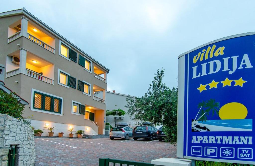 villa lidija(利迪别墅公寓)