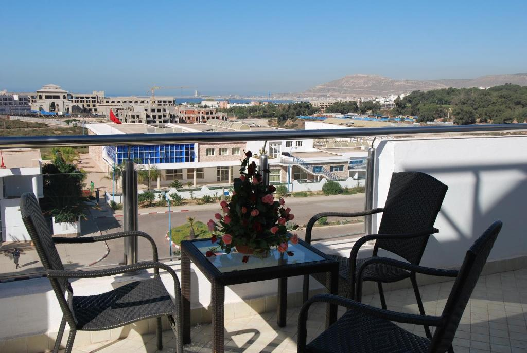Appart Hotel Founty Beach Agadir