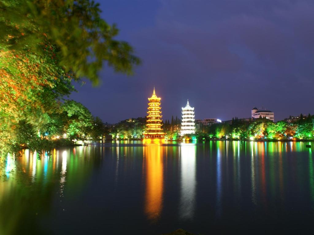 Guilin hotel/酒店数据/hotel database