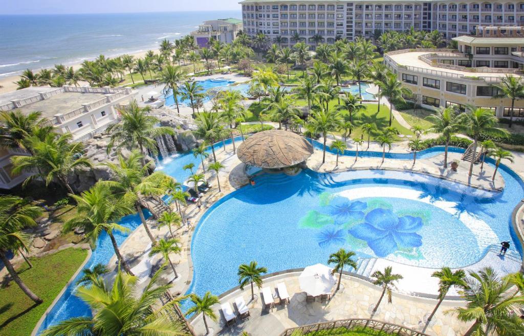 Kết quả hình ảnh cho olalani resort and condotel đà nẵng
