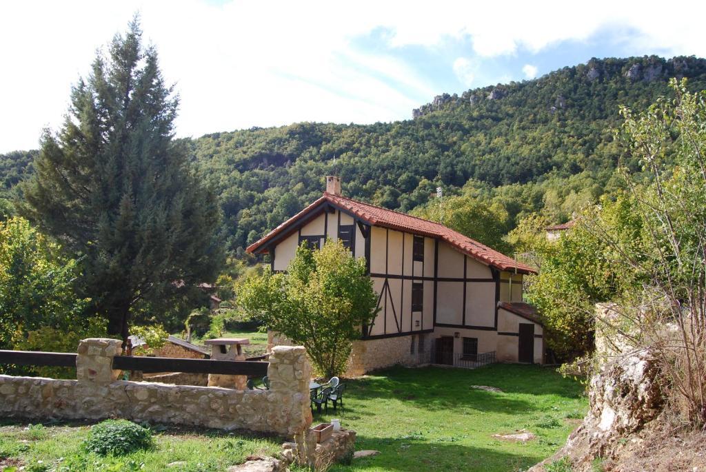 casa rural natura sobron(索布朗自然乡村民宿)