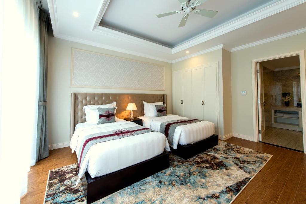 Biệt Thự 2 Phòng Ngủ Có Hồ Bơi Riêng - Chỉ Bao Bữa Sáng