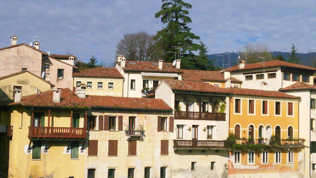 Appartamenti Ponte Vecchio (Italia Bassano del Grappa) - Booking.com