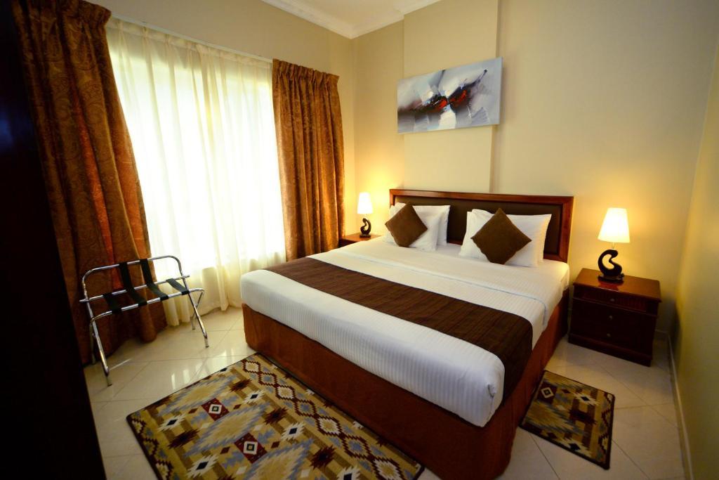 نجوم الإمارات للشقق الفندقية الشارقة (الإمارات الشارقة)   Booking.com