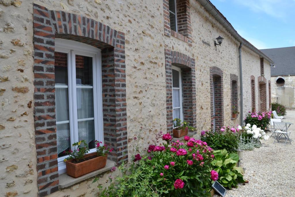 法国 中部大区 eure-et-loir oinville-sous-auneau的酒店 谢尔维