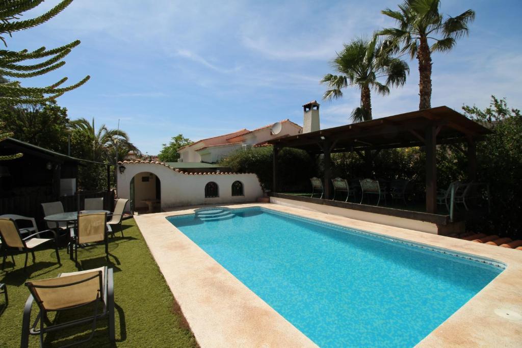 Villa Lanuza Caser O Ca Ada T Y Ban Nha
